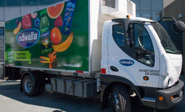 Coca-Cola launches first electric refrigerated truck fleet featured image