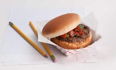 Mushroom-beef burgers from Sodexo, Sonic are cutting calories and emissions featured image