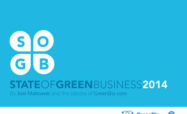 The State of Green Business 2014 featured image
