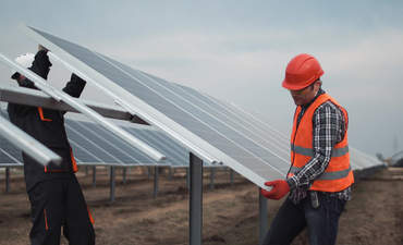 Solar and wind power development is expected to grow worldwide. Growth in the U.S. depends on overcoming obstacles in Washington.