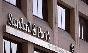 S&P Global/Standard & Poor's office building on April 14, 2012