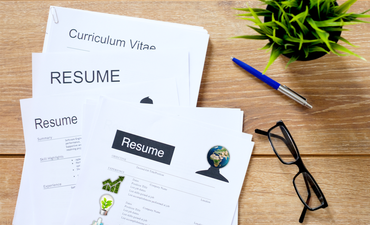 sustainability resume