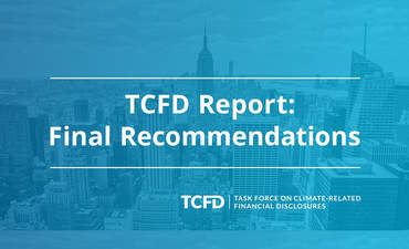 Planning a successful TCFD project? Begin with the end in mind featured image