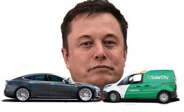 TeslaCity: Will car company + solar company = shareholder happiness? featured image