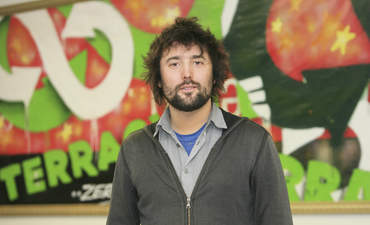 Tom Szaky, founder and CEO of TerraCycle