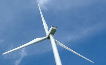 Image of wind turbine