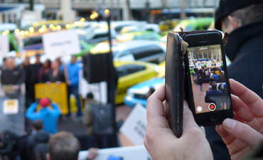 Uber's competitors shift mobility to the fast lane featured image