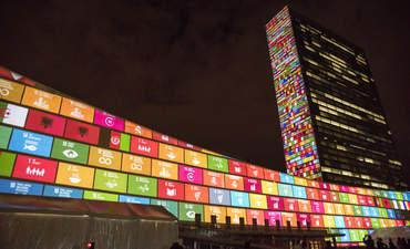 United Nations' 17 Sustainable Development Goals