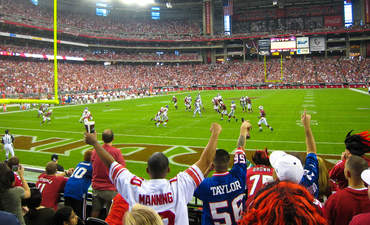 Seahawks, Patriots and a desert: Sustainability at Super Bowl XLIX featured image
