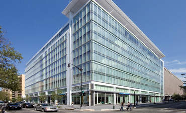 The headquarters of the USGBC in Washington, D.C.