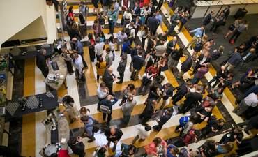VERGE 19 crowd shot