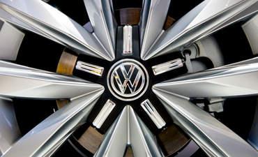 Inside of VW tire