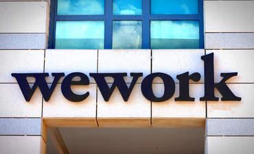 WeWork building