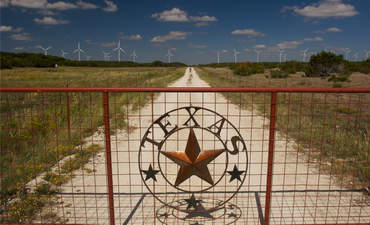 Wind energy goes big in Texas featured image