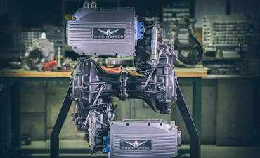 Wrightspeed's new range-extended electric powertrain