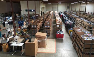 Yerdle warehouse