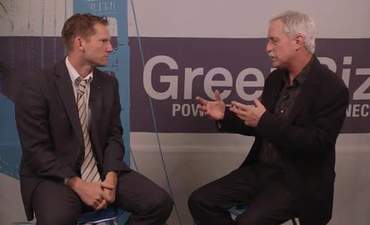 Greg Dibb: Interview at VERGE SF 2014