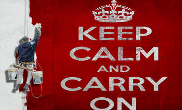 Keep calm, we're experiencing a paradigm shift featured image
