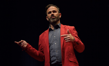 Gabe Klein speaking at TEDxMidAtlantic