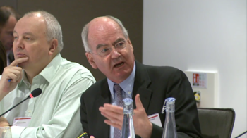 John Elkington speaks at VERGE Salon in London