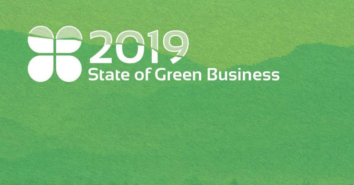 2019 State of Green Business Report