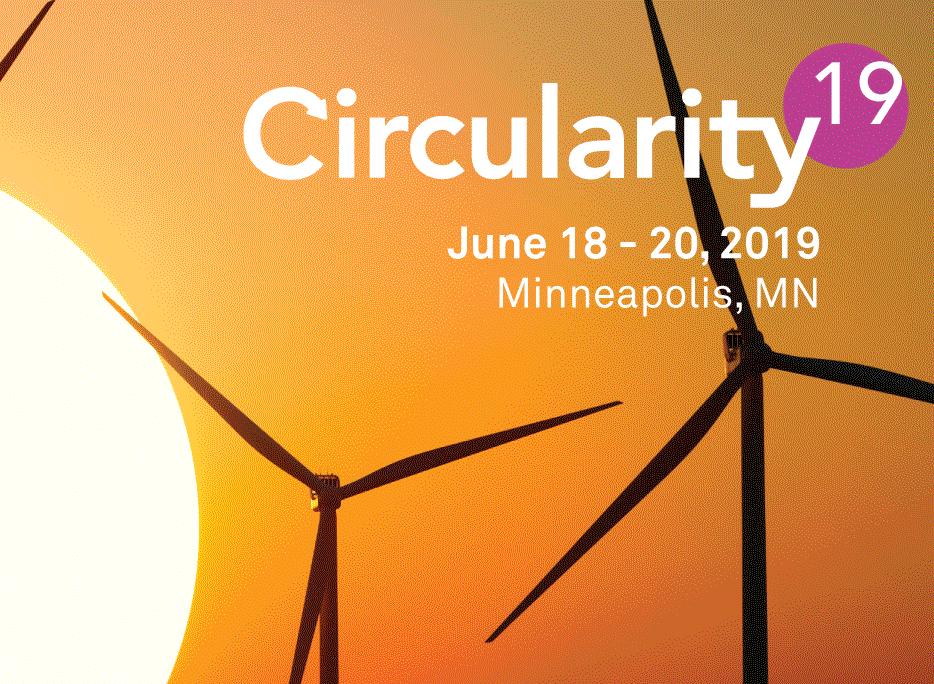 Circularity 19 Circular Economy Conference