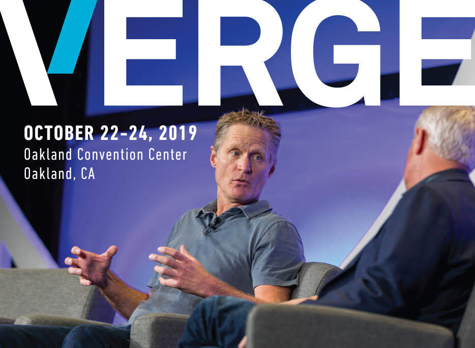 Steve Kerr at VERGE Stage