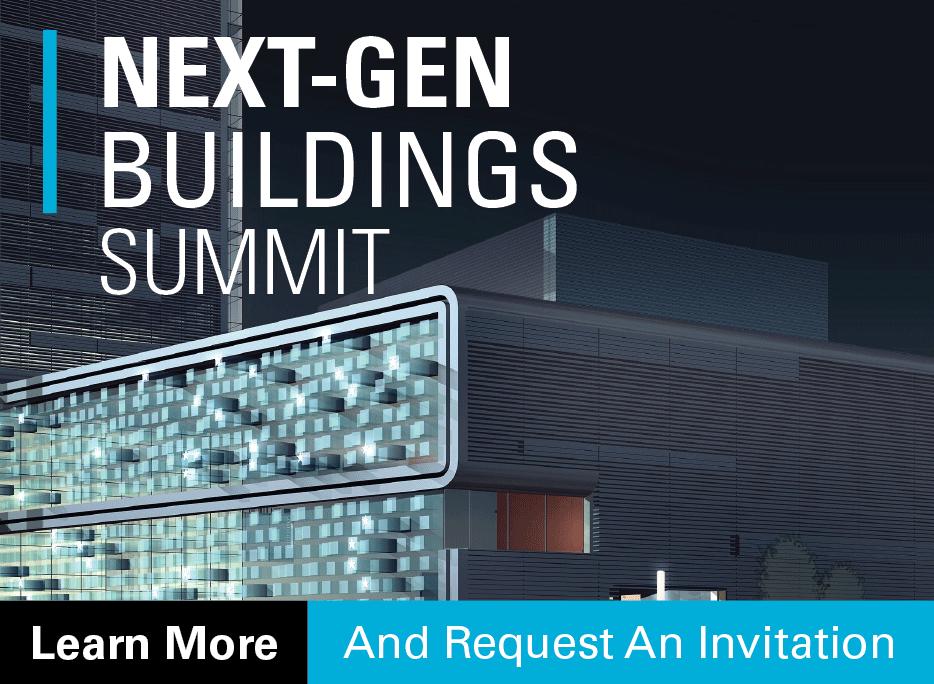 Next Gen Buildings Summit