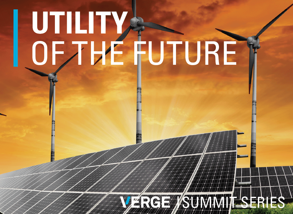 VERGE Summit Series: Utility of the Future
