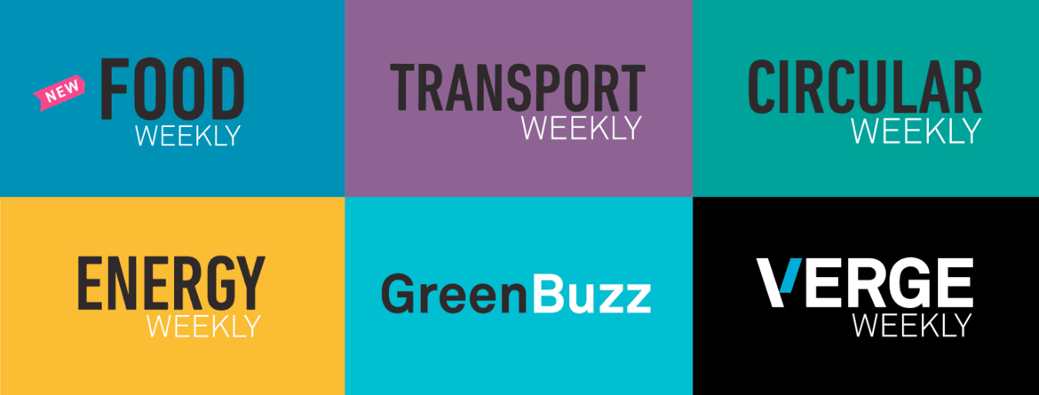 GreenBiz Newsletters - Free Subscription