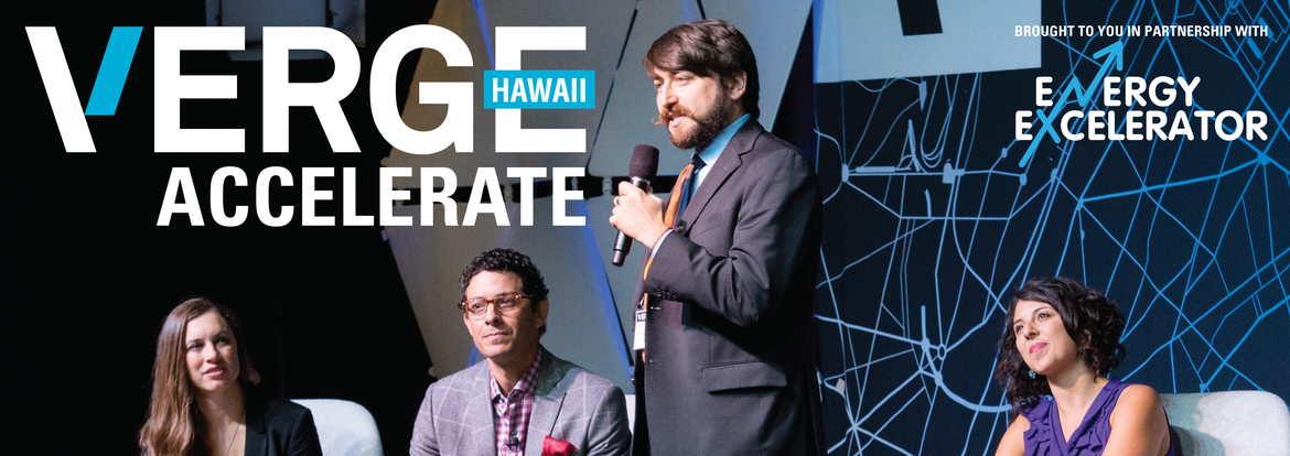VERGE Hawaii Accelerate