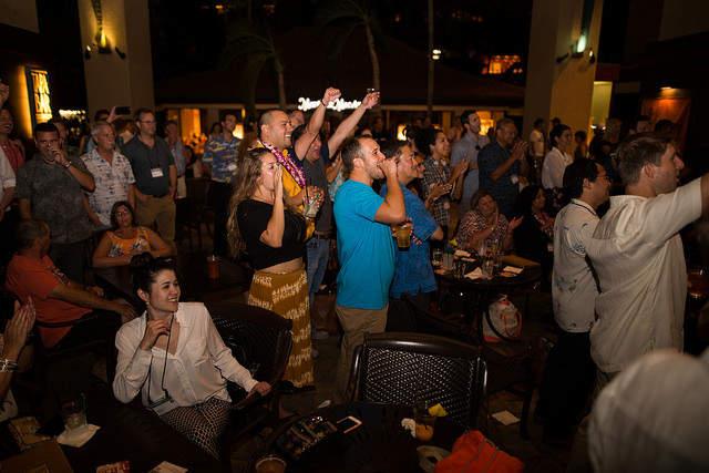 VERGE Hawaii After Dark Party