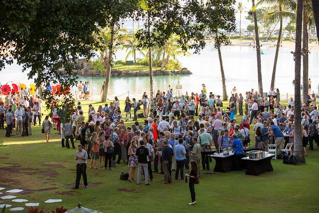 VERGE Hawaii Receptions