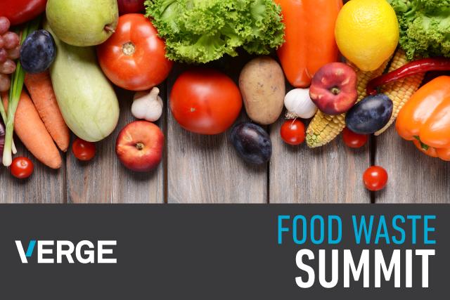 VERGE 19 Food Waste Summit