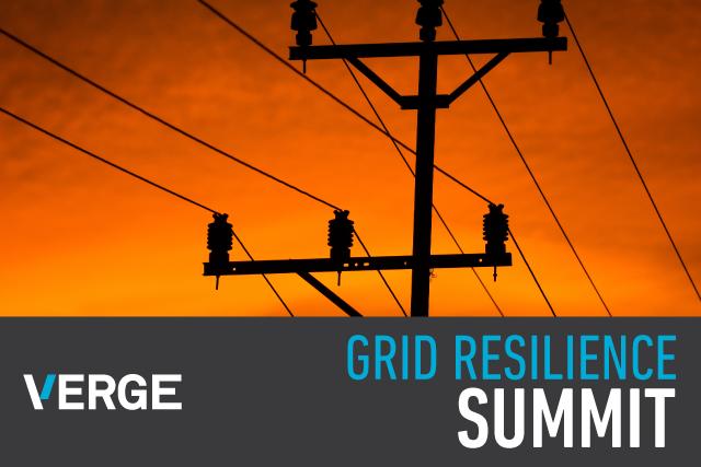 VERGE 19 Grid Resilience Summit
