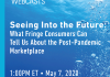 seeing the into the future webcast