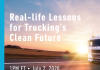 Real-life lessons for trucking's clean future