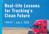 Real-life lessons for Trucking's clean future pic