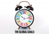 Sustainable Development Goals on an alarm clock