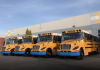Lion Electric electric school buses
