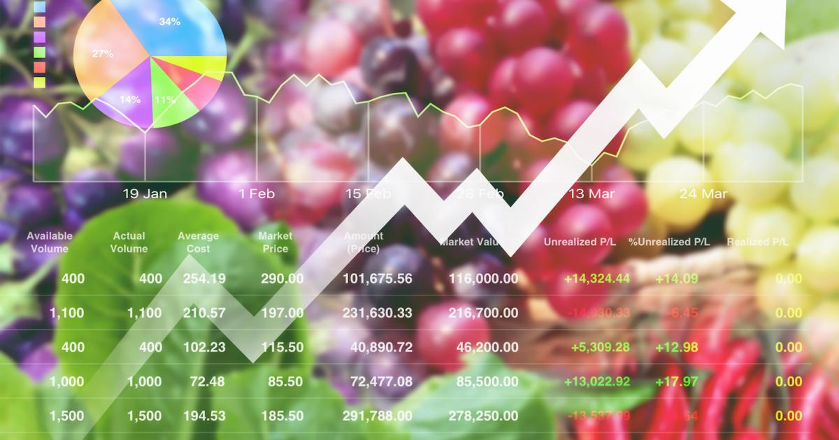 Accounting for all the pluses and minuses in food systems   Greenbiz