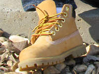 old timberland shoes