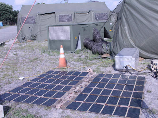 Military advances energy independence with microgrids