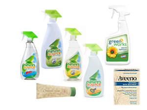 Aveeno, Green Works, Nature's Source Products Get Green Good Housekeeping Seal