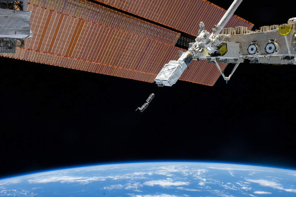 photo of Inside Planet's mission to see change and change the world using miniature satellites image