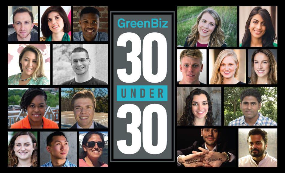 The 2017 GreenBiz 30 Under 30
