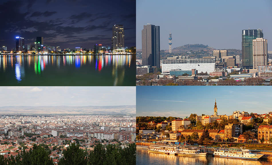 Improving building efficiency: A tale of 4 cities