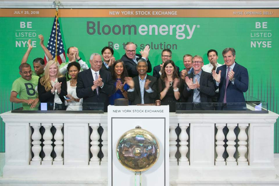 A Big Day For Bloom Energy And Distributed Energy Greenbiz