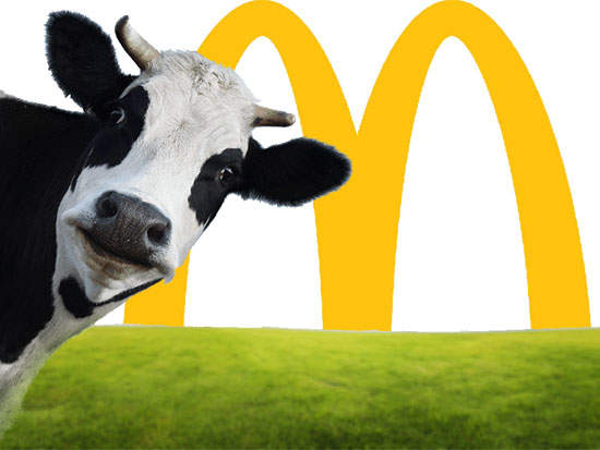 Image result for mcdonald's beef