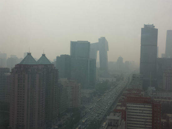 Beijing aims to ditch coal use by 2020